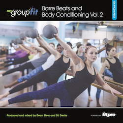 Barre Beats and Body Conditioning Vol. 2