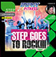 STEP GOES TO ROCK