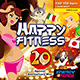 Happy Fitness 20 Special Anniversary Mix