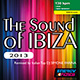 THE SOUND OF IBIZA 2013 (Assigned as TribeFIT Season 1 2018)