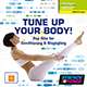 Tune Up Your Body Pop Hits for Conditioning & Stretching
