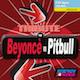 Tribute To Beyonce vs. Pitbull