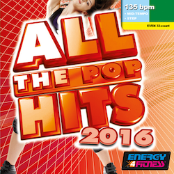 ALL THE POP HITS 2016