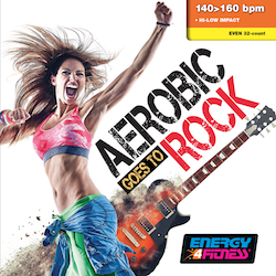 Aerobic Goes To Rock (Assigned as TribePUNCH Season 6 2018)