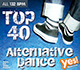 TOP 40 ALTERNATIVE DANCE
