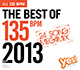 THE BEST OF 135 BPM 2013