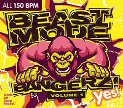 Beast Mode Bangerz! Vol. 1