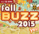 Fall Buzz 2015