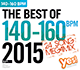 THE BEST OF 140-160 BPM 2015