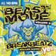 Beast Mode Breakbeatz Killer Core! Vol. 2