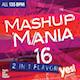 Mashup Mania 16