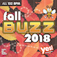 Fall Buzz 2018  (Assigned as TribeFIT Season 2 2019)