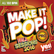Make It Pop! Pro Fall Sessions 2018